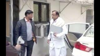 ED summons former Finance Minister P Chidambaram in INX Media Case