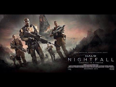 Halo Nightfall - Primer Vistazo