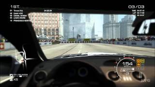 GRID Autosport - Cockpit View Gameplay (PC HD) [1080p]
