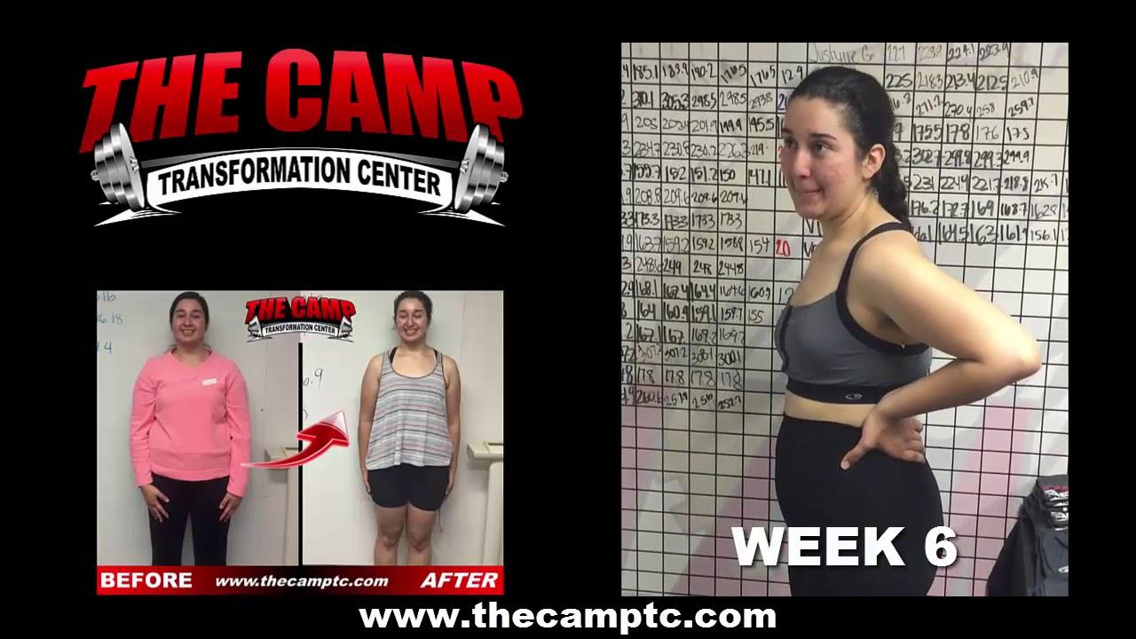 La Mirada Weight Loss Fitness 6 Week Challenge Results Stephanie