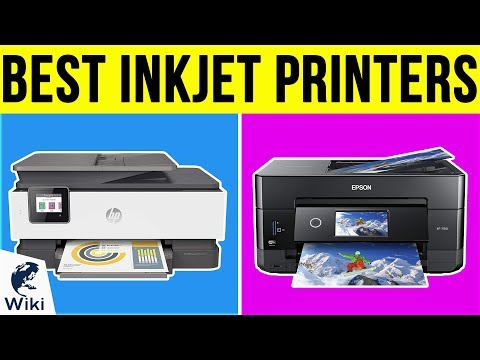 Top 10 Inkjet Printers of 2019 | Video Review