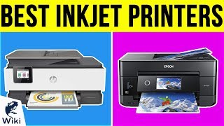 10 Best Inkjet Printers 2019
