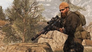 US Spec Ops in HEAVY FIREFIGHT in Afghan Mountains ! Medal of Honor 2010