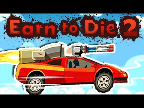 THIS IS THE BEST GAME EVER! | Earn to Die 2