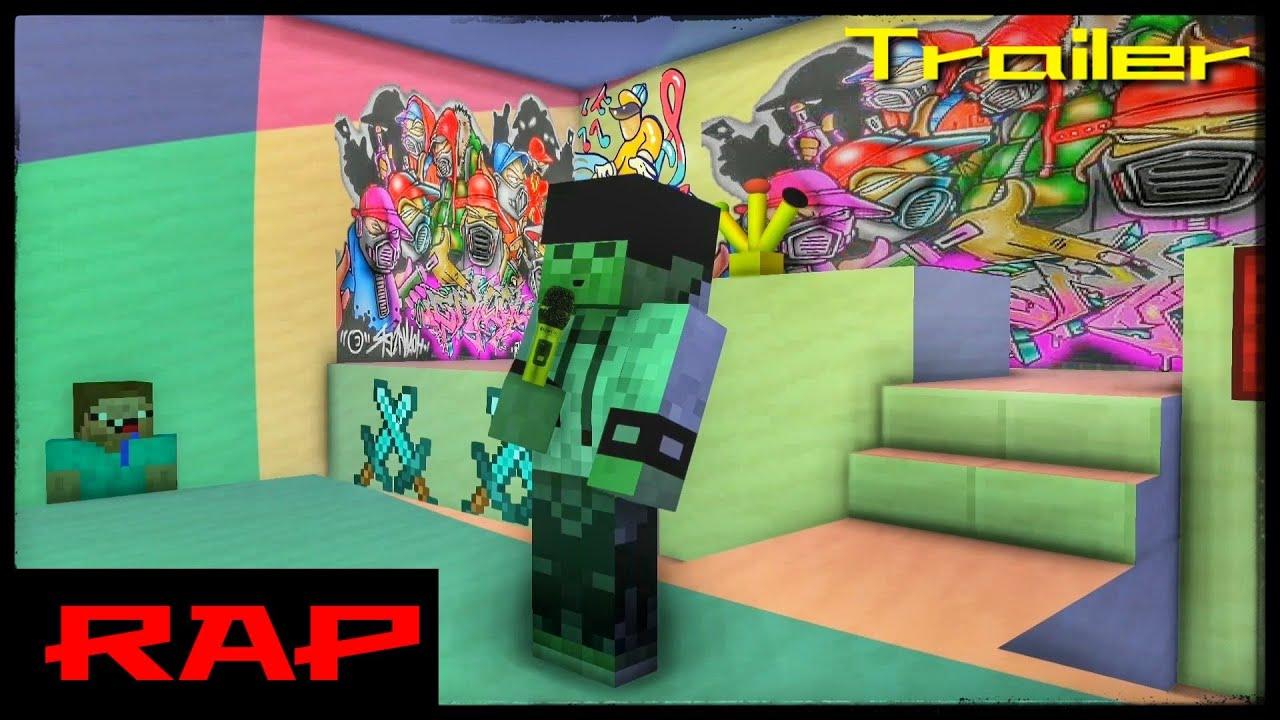 [ Lớp Học Quái Vật ] Trailer CUỘC THI RAP VỊT CỦA LỚP | Minecraft Animation