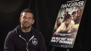 Bradley Cooper Interview -- Hangover 2 | Empire Magazine