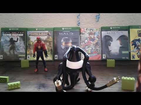 Ben 10 Vs Spider Man
