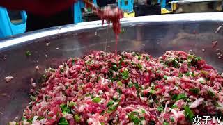 欢子TV:农村办喜酒做的这些美食,够你学一年和流口水一辈子 【欢子TV】