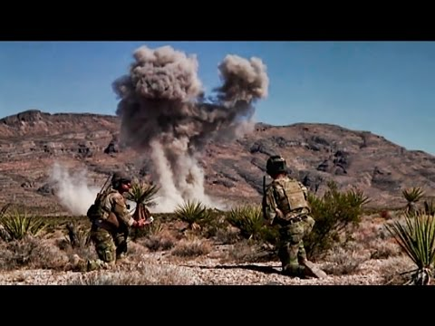 JTAC & CCT Training • Calling Down A-10 Warthog Fire