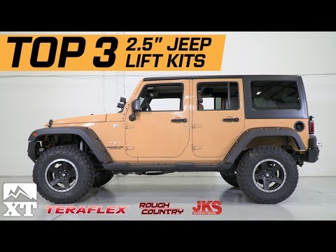 How Much Does A Lift Kit Cost >> How To Choose A Jeep Lift Kit Mods You Ll Need To Support It