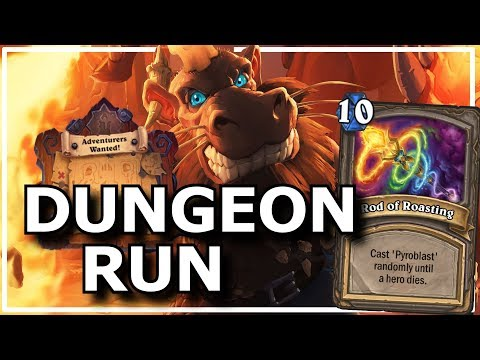 Hearthstone - Best of Dungeon Run