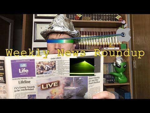 Apple's New Scary Phones - Weekly News Roundup 9-15-17