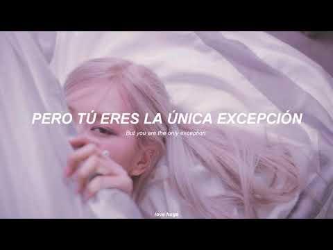 ROSÉ (BLACKPINK) - The Only Exception [FULL VER. 2021 Sea of Hope] (Traducida al español + letra)
