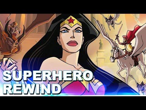 Superhero Rewind: Wonder Woman Review