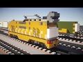 Minecraft Diesel 10 Thomas the Tank Engine Tutorial