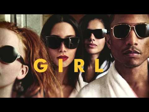 Pharrell Williams - Gush (Prod. By Pharrell Williams)