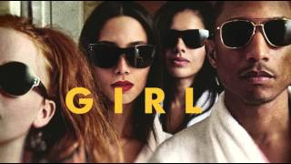 Watch music video: Pharrell Williams - Gush
