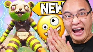 VOICI THE NEW SKIN PANDA -EXPERTE OF THE FRISSON ON FORTNITE BATTLE ROYALE!