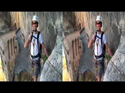 El Camino Del Rey in 3D [High Quality 720P]