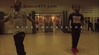 """Ginuwine - """"Same ol G"""" Class Choreography by: Groove2Musik"""