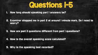 10 Common speaking questions [ਪੰਜਾਬੀ ਚ]