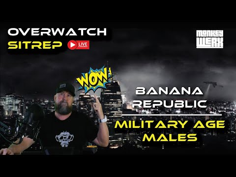 Monkey Werx Live SITREP from Friday 7 23 21