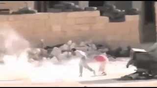 Сирийский мальчик ценой своей жизни спасает сестру от пуль алавитов