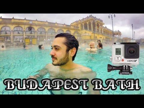 Budapest Thermal Bath - Szechenyi Spa