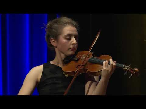 Mathilde Milwidsky | Joseph Joachim Violin Competition Hannover 2018 | Semifinal Round