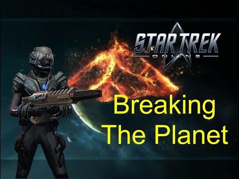 Star Trek Online - Breaking The Planet