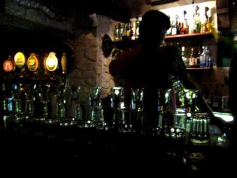 Copenhagen Bar Trick Heidis Jagermeister Jager Bomb