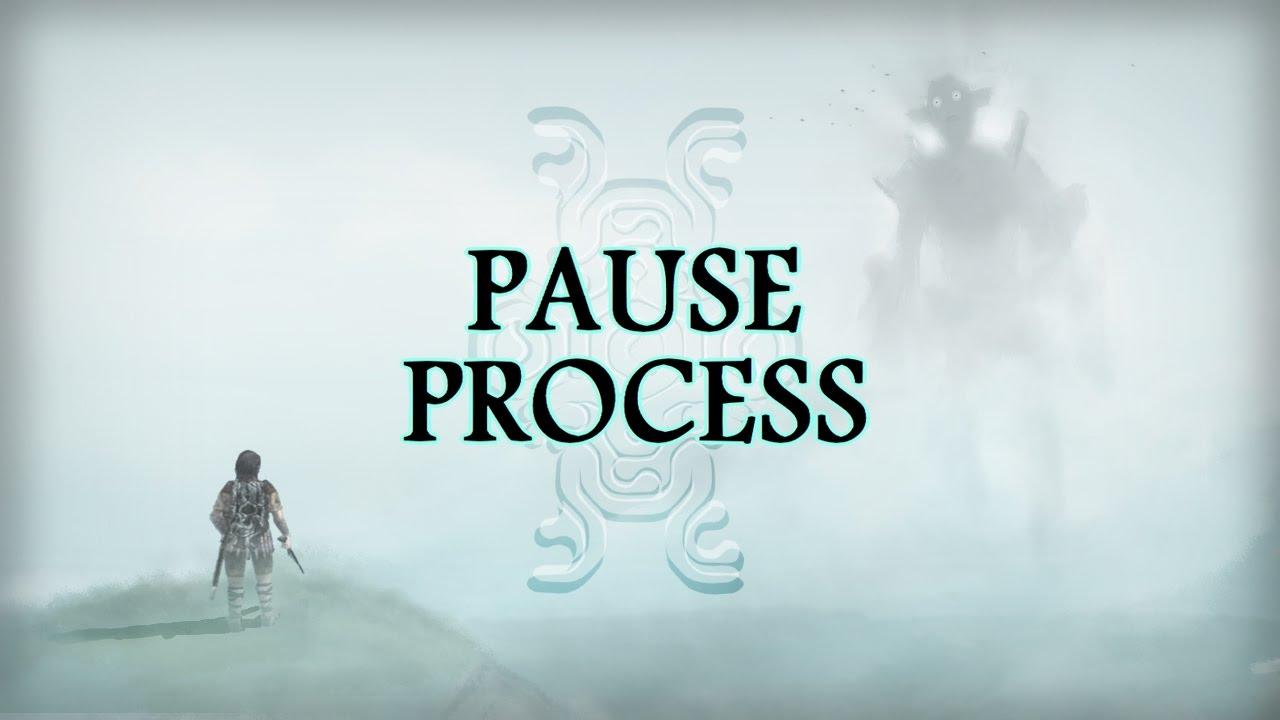 [AP] PAUSE PROCESS #39 Shadow Of The Colossus (ou la Méthode Ueda)