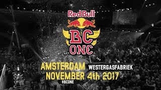 Red Bull BC One World Final Amsterdam 2017 Trailer