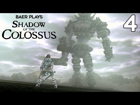 Baer Plays Shadow of the Colossus (Ep. 4)
