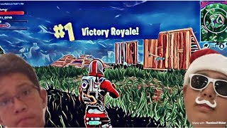 We Out here just getting dubs like we do. (Fortnite Battle Royale)