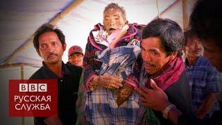 Почему на Сулавеси люди живут с покойниками?