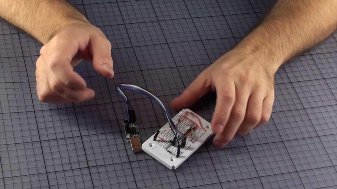 Mikrocontroller Fr Einsteiger Arduino Einfhrung Gewinnspiel Breadboard With Wire Kit Watterott Electronic Youtube