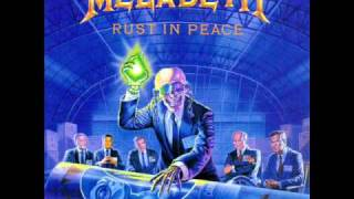 Megadeth - Take No Prisoners (Drumless)