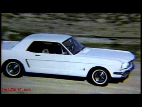 1965 Ford Mustang (First Generation) Original Short Promo Commercial Carjam TV HD 2014