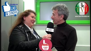 TeleVideoItalia.de - Intervista a Pupo - Esslingen 01.03.2020
