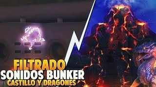 *FILTRATE* NEW SECRETS OF BUNKER AND VOLCAN (Pt. 2) FORTNITE: Battle Royale