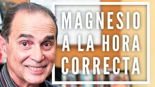 Episodio #1033 Magnesio a la hora correcta thumbnail