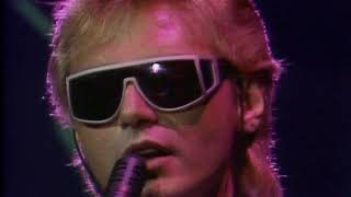 The Cars - Moving In Stereo LIVE In Houston 1984 (BEST QUALITY ON YOUTUBE)