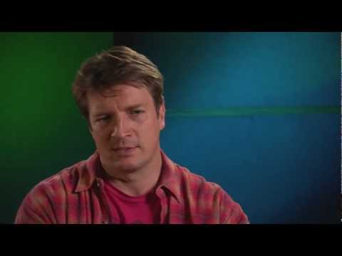 Nathan Fillion, voice of Green Lantern, talks 'Justice League: Doom' - Clip 3