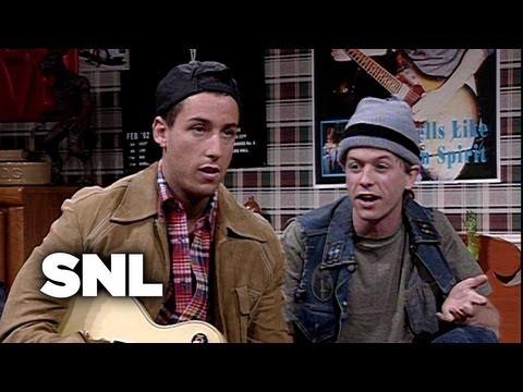 Teen Band - Saturday Night Live