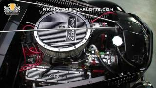 132708 / 1933 Ford Coupe