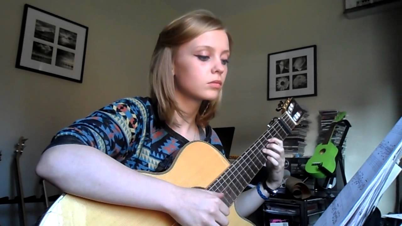 And So It Goes Billy Joel Classical Guitar Cover Youtube