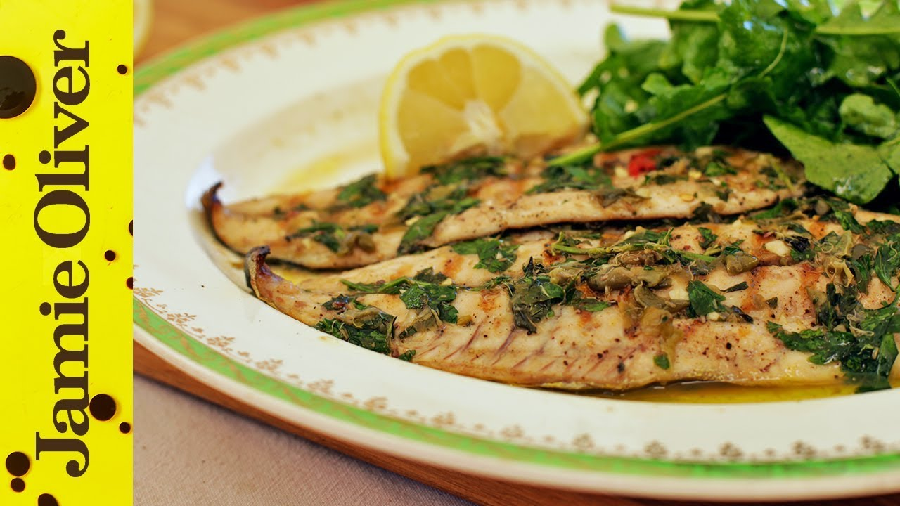 Gennaro 39 S Gorgeous Grilled Fish With Pesto Dressing Youtube