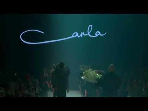 Dami Im- Dreamer at Carla Zampatti Grand Showcase VAMFF2019