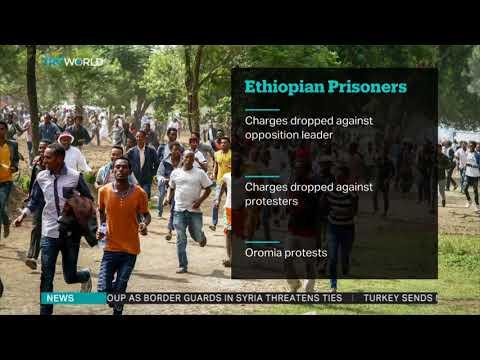 Ethiopia to release over 500 political prisoners